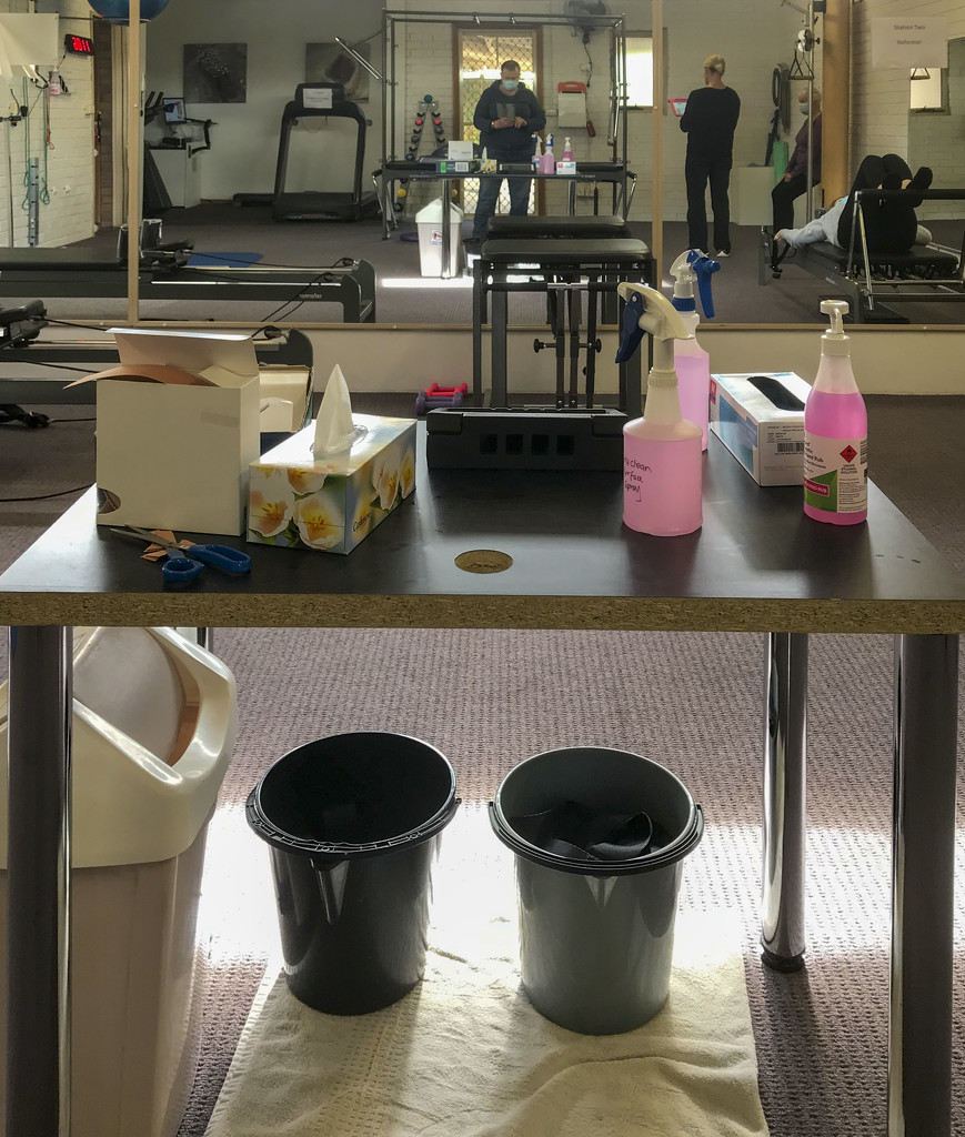 Clinical pilates in the Age of COVID-19 by golftragic