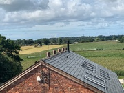 3rd Aug 2020 -  View from top bedroom window.