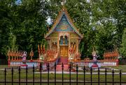 3rd Aug 2020 - Shrine (Indian?)