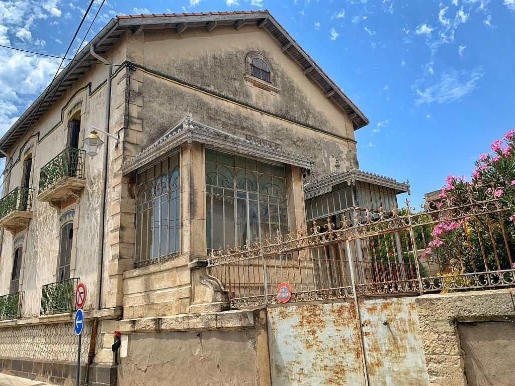 Old house of Marseillan.  by cocobella