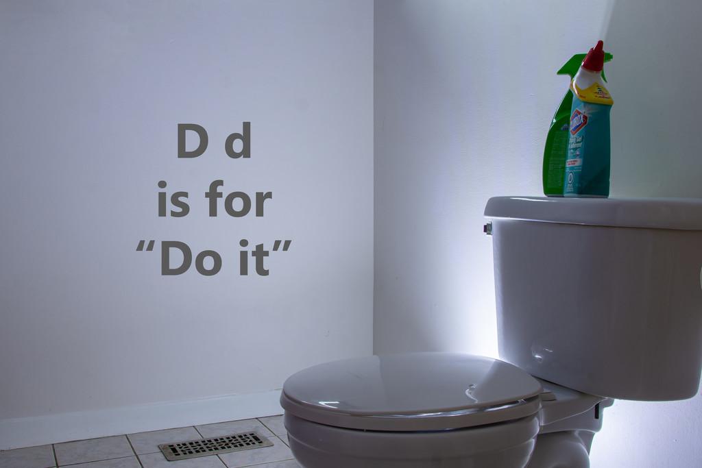 August Alphabet Words - Do It by farmreporter