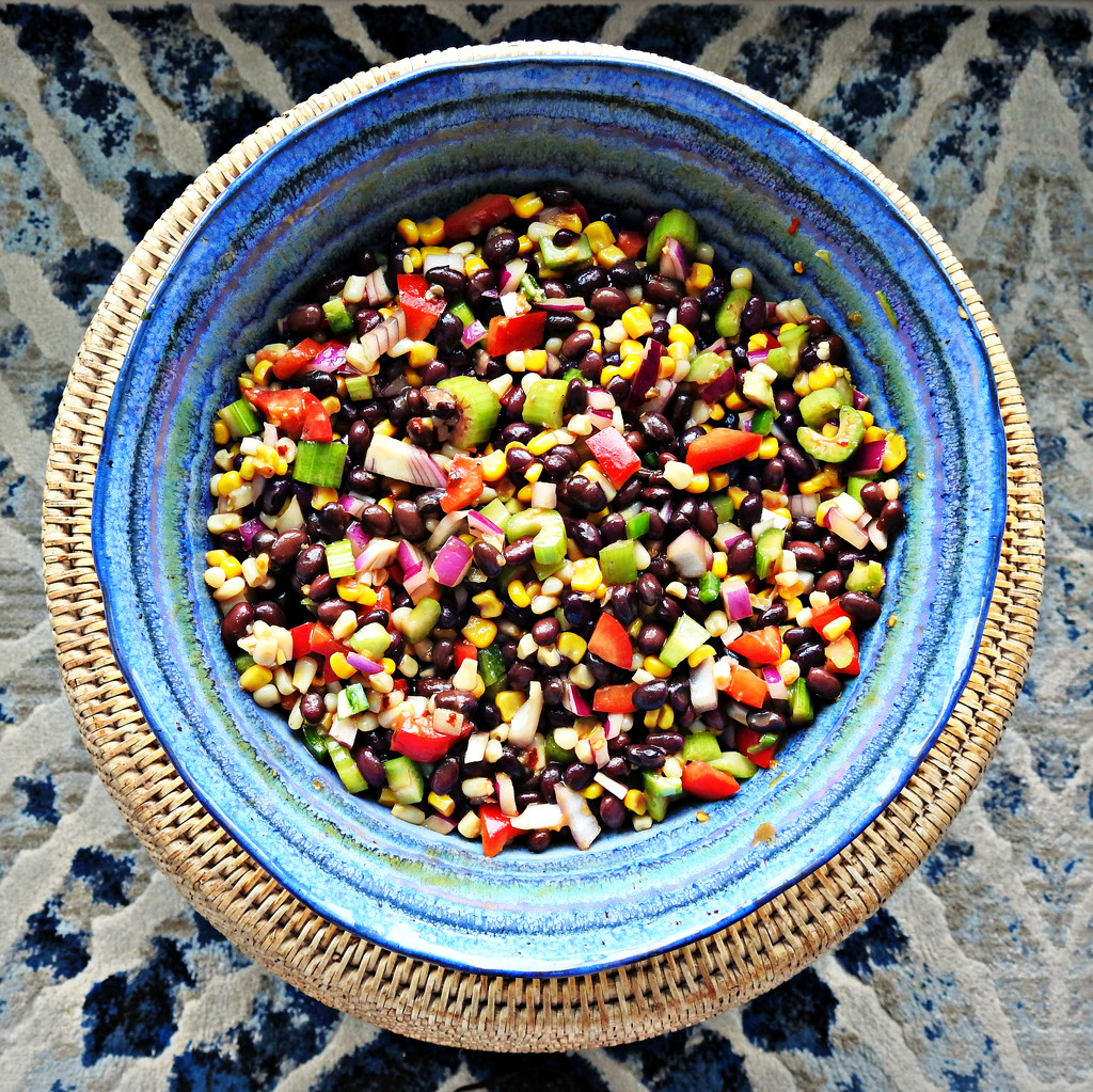 Black Bean Salad by ddw