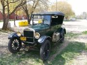 5th Aug 2020 - Vintage Vehicle