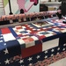 Quilting with the longarm machine!