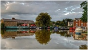 7th Aug 2020 - The canal basin at Garstang