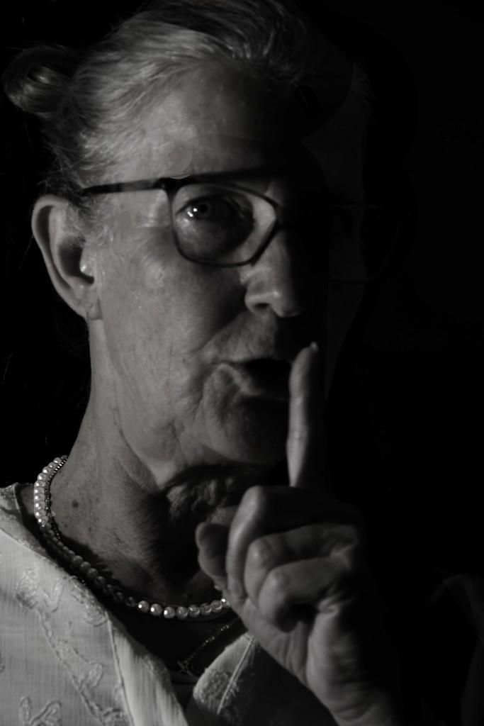 Ssshhhhh -The Lady Will Tell You Off by 30pics4jackiesdiamond