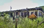 8th Aug 2020 - Abandoned house