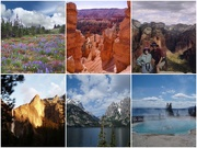 8th Aug 2020 - US National Parks in the West