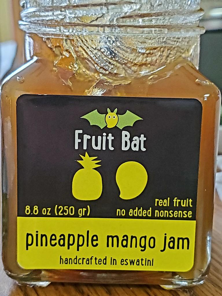 Pineapple Mango Jam  by skipt07