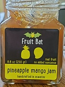 7th Aug 2020 - Pineapple Mango Jam