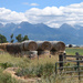 Haying Time in Big Sky Country by bjywamer