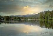 8th Aug 2020 - Sunset at the Lake