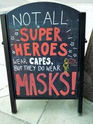 29th Jul 2020 - Not all Superheroes wear capes....