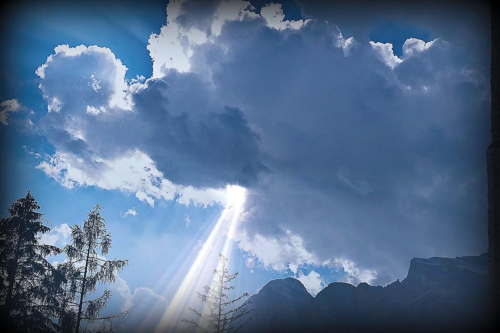 A big cloud by caterina