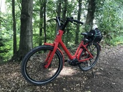 10th Aug 2020 - Tower Bike