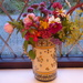 another vase of flowers from the garden