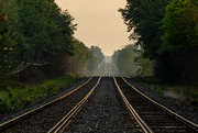 10th Aug 2020 - Canadian Railroad Trilogy