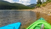 10th Aug 2020 - Kayaking