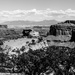 Canyonlands in Black and White