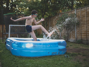 11th Aug 2020 - Splashing