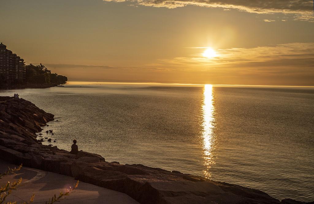 Sunrise Watchers Dream by pdulis