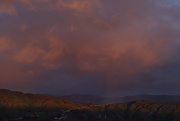 12th Aug 2020 - Sunset over the road to Wainuiomata NZ