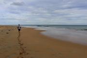 12th Aug 2020 - Isolation walk on an isolated beach