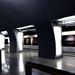 Neon Glossy Subway Station by kork