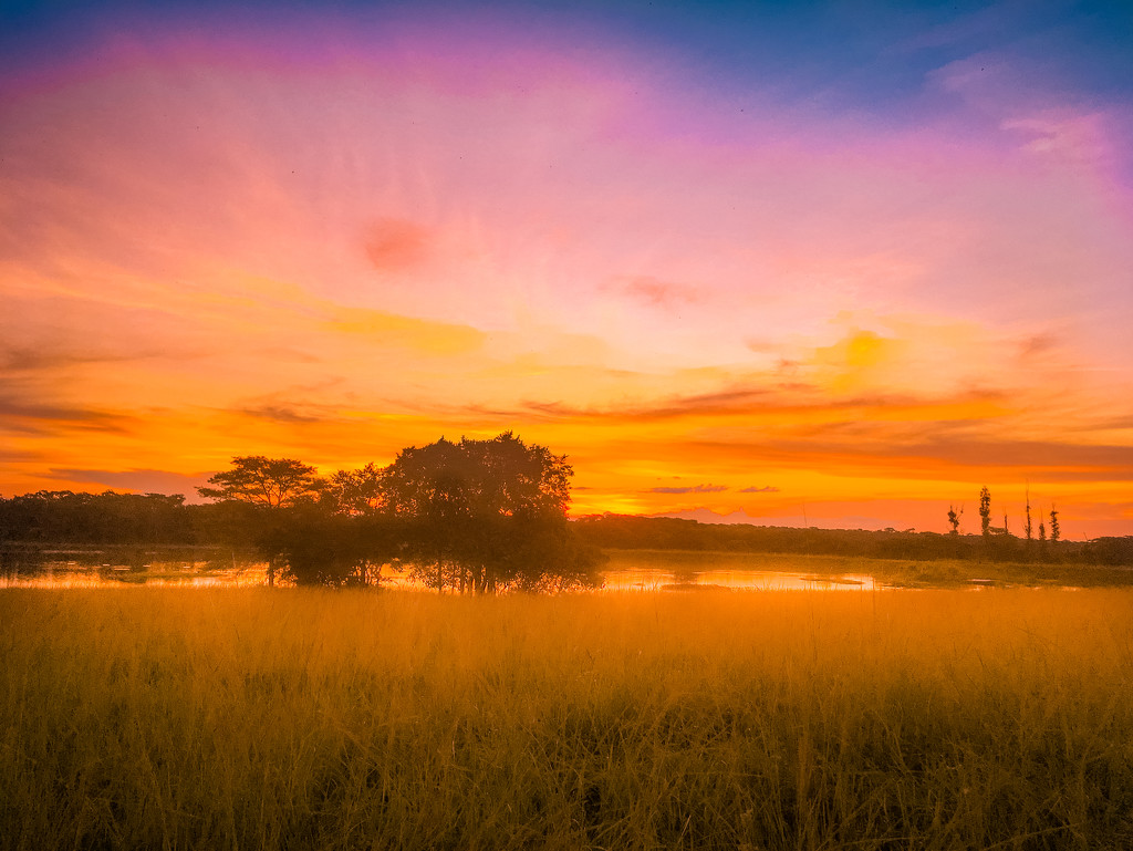 The Land of Sunsets by zambianlass