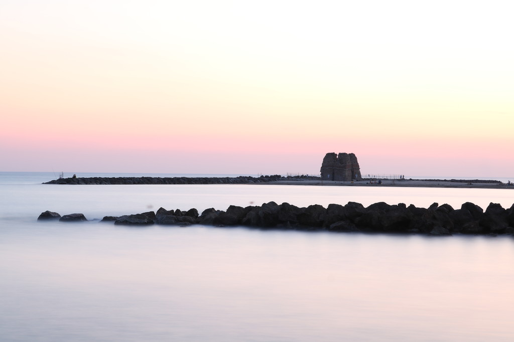 Torre Flavia by frappa77