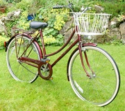 5th Aug 2020 - My lovely old bike....