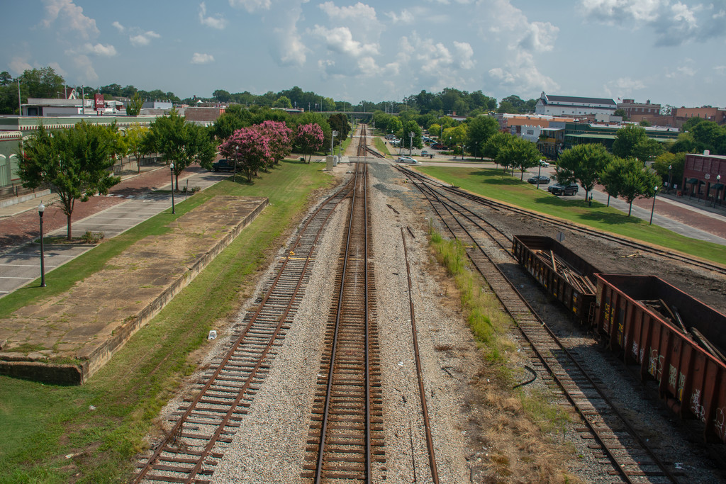 The tracks divide... by thewatersphotos