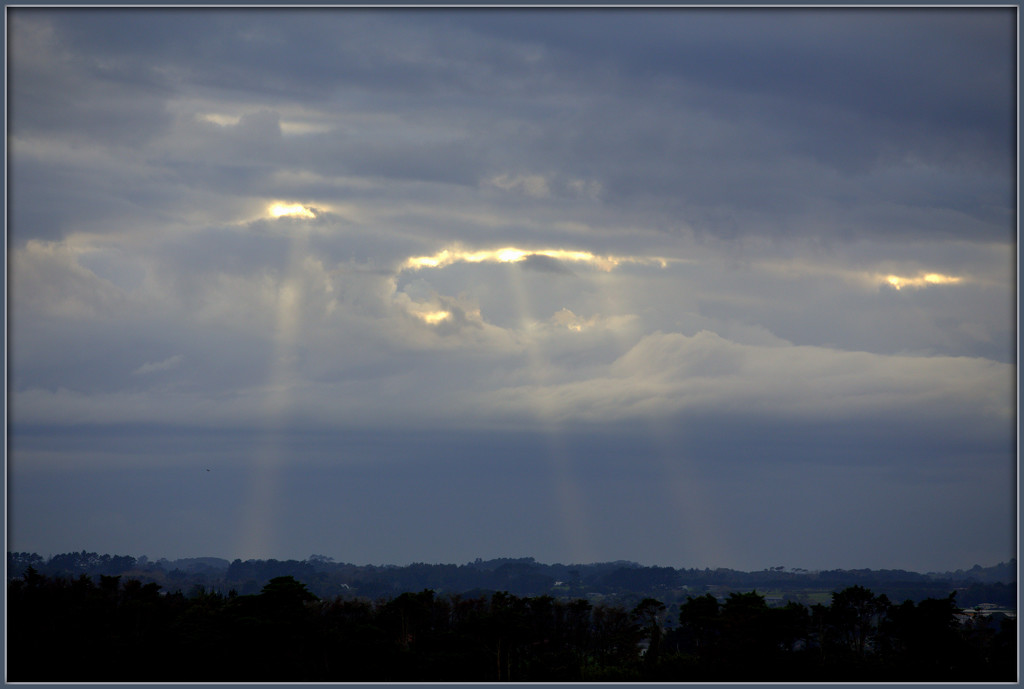 God Beams by dide