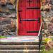 The red door by joansmor