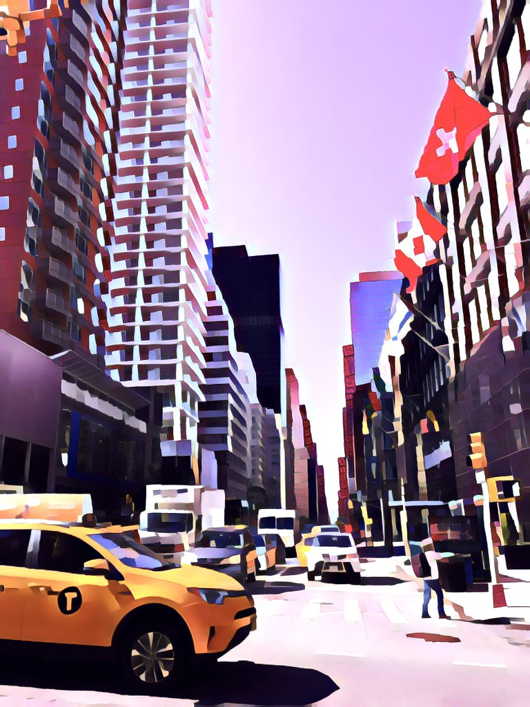 New York summer 2019 by boogie