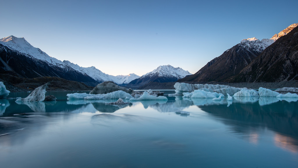 Mt Cook by yaorenliu