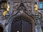 15th Aug 2020 - 0815 - Doorway in Brugge