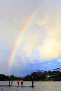 16th Aug 2020 - Fishing under a rainbow