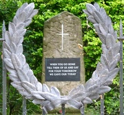 16th Aug 2020 - Kohima Memorial, York