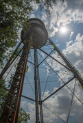16th Aug 2020 - Mill water tower...