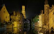 16th Aug 2020 - 0816 - Brugge at night