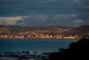 17th Aug 2020 - First light - New Zealands capital city Wellington