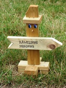 17th Aug 2020 - Rawcliffe Meadows Sign