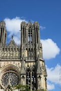 15th Aug 2020 - Reims' cathedral