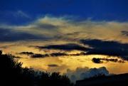 18th Aug 2020 - Evening sky