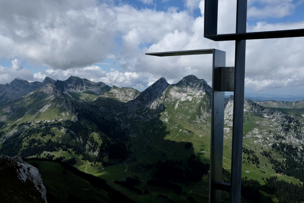 From the top of Dent de Savigny by vincent24