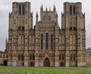 18th Aug 2020 - 0818 - The West front of Wells Cathedral
