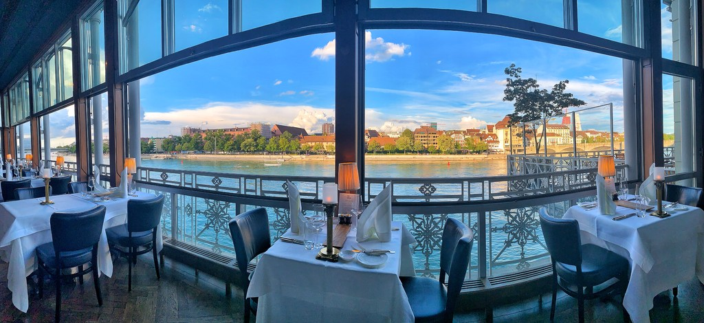 Diner with a view.  by cocobella