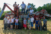 17th Aug 2020 - Old Time Threshing Party