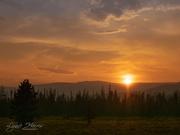 19th Aug 2020 - Mountain Sunset